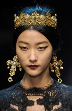dolce-gabbana-milan-aw2013-adron-london-jewellery-trends-blog-religious-iconography-princess-micro-mosaic-crucifix-two